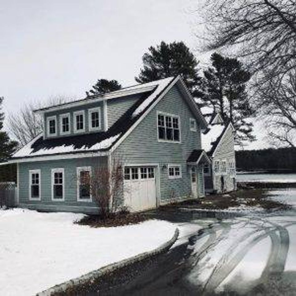 Exterior of Karen Soderberg's house