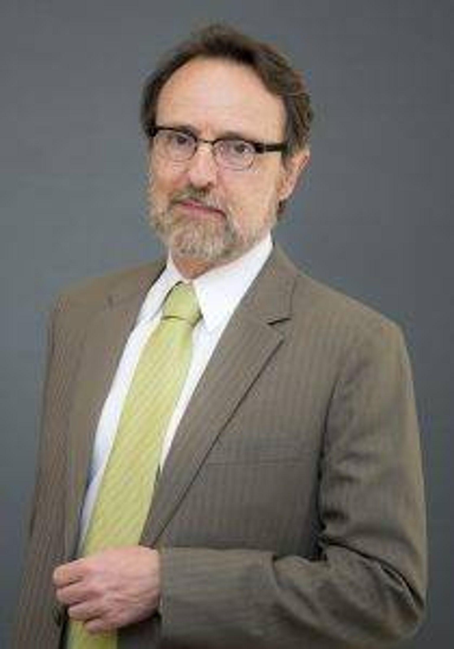 Wharton Prof. Peter Cappell