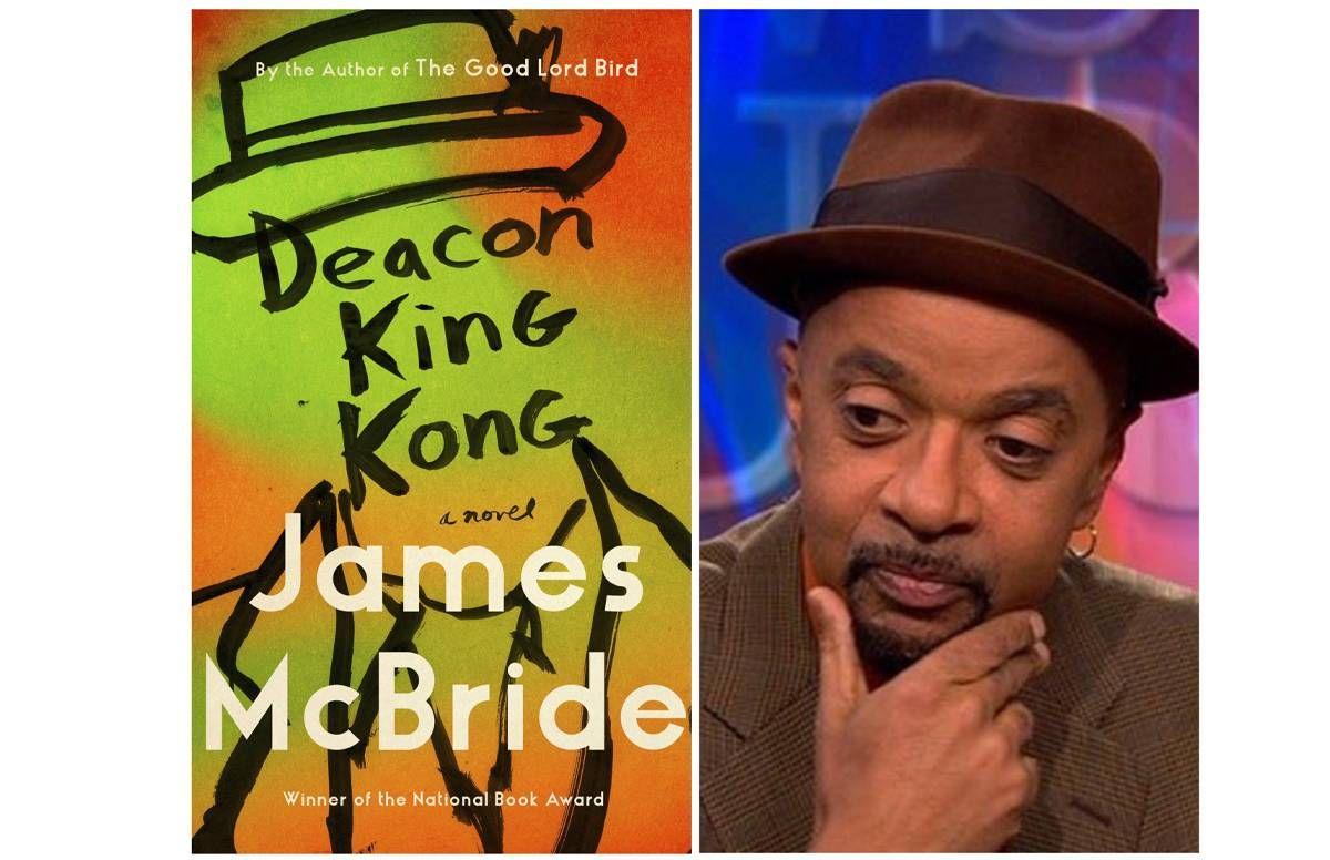 Deacon King Kong cover and James McBride
