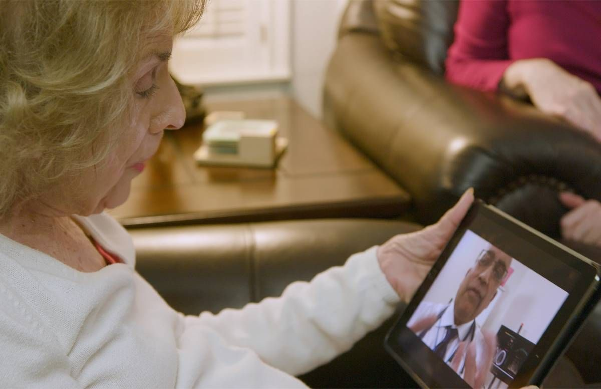 Telehealth appointment
