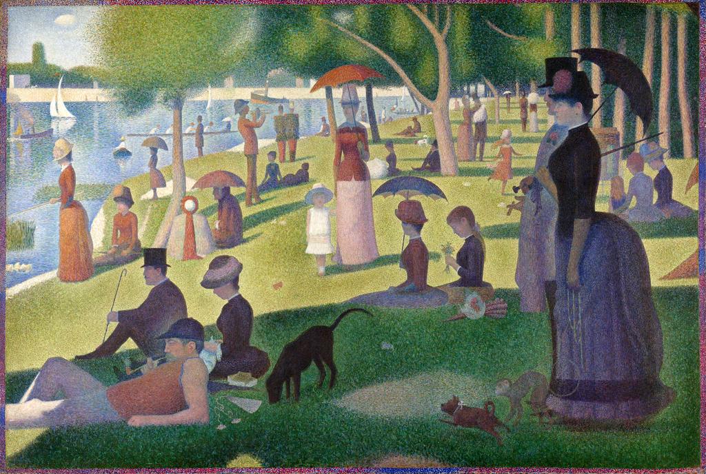 Georges Seurat / Public domain