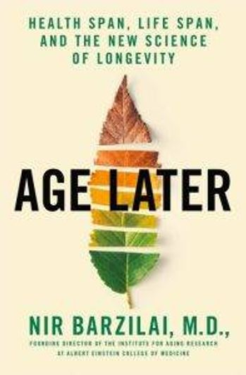 """""""Age Later"""" book"""
