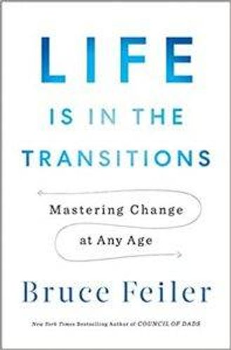 """""""Life is in the Transitions"""" book"""