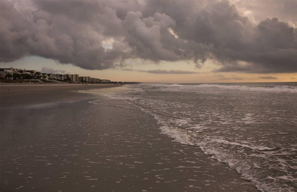 Beach in Myrtle Beach, S.C.