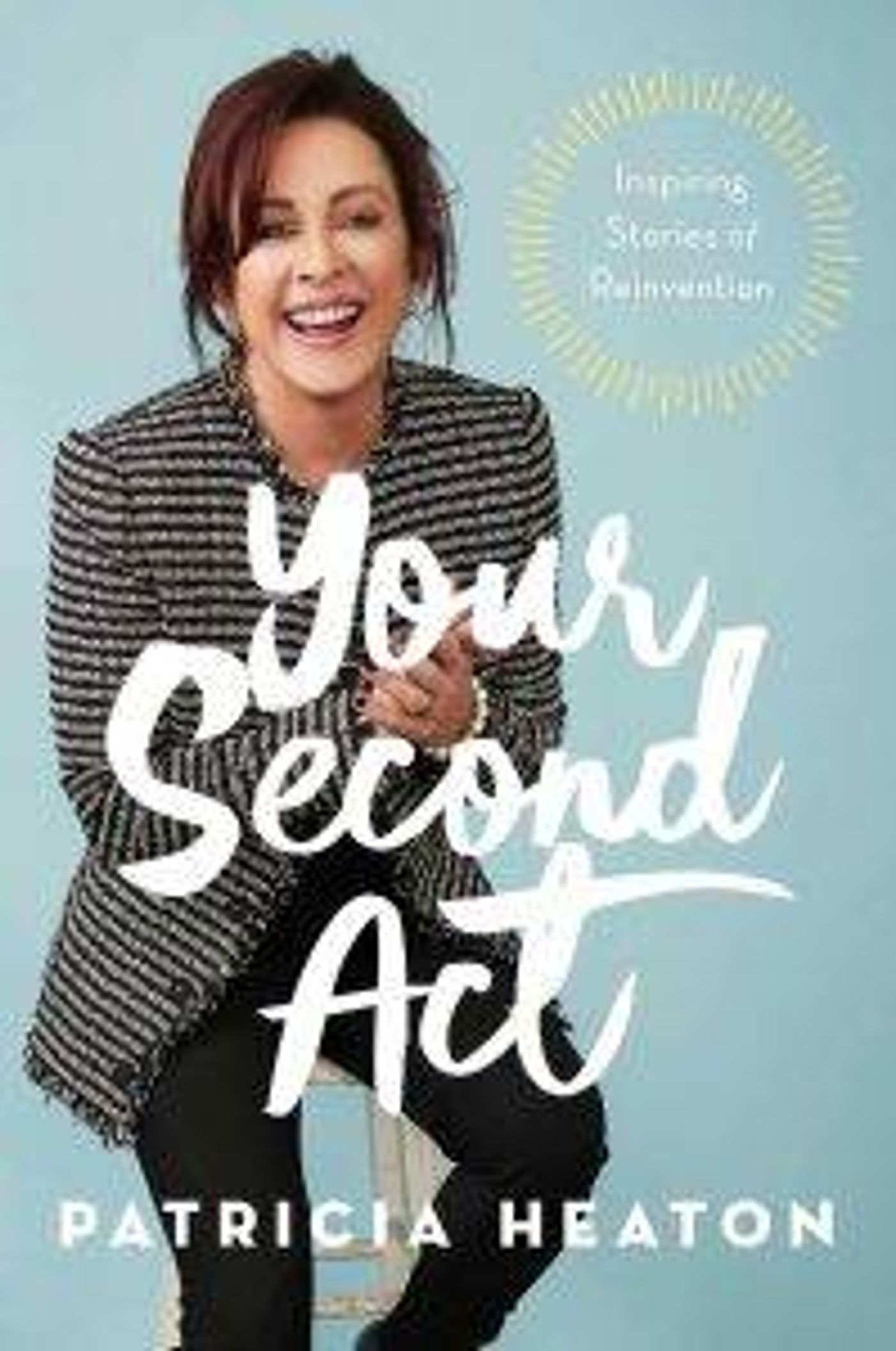 """Your Second Act"" book"