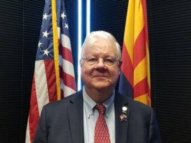 Charles Byers, who was a U.S. Army medic in Vietnam and is VVA's advocate chair for veterans' healthcare