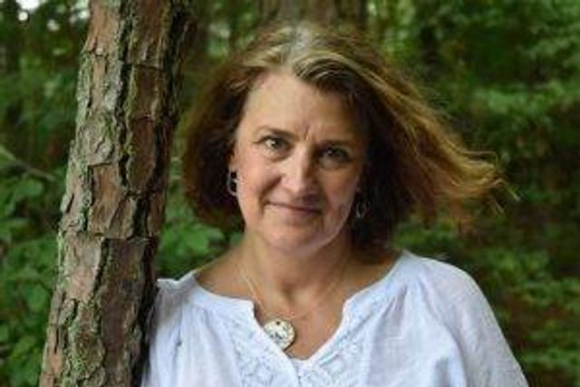 Laura Laing, 52, a writer from Baltimore, Md.