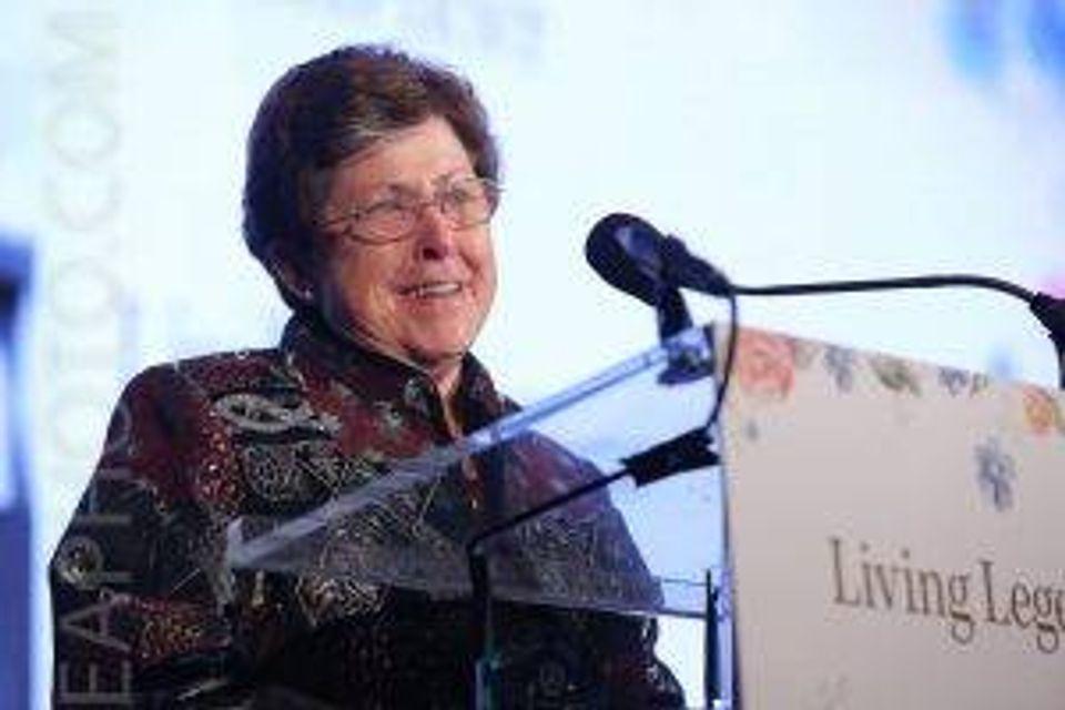 Linda Spoonster Schwartz, a special advisor to the Vietnam Veterans of American (VVA)