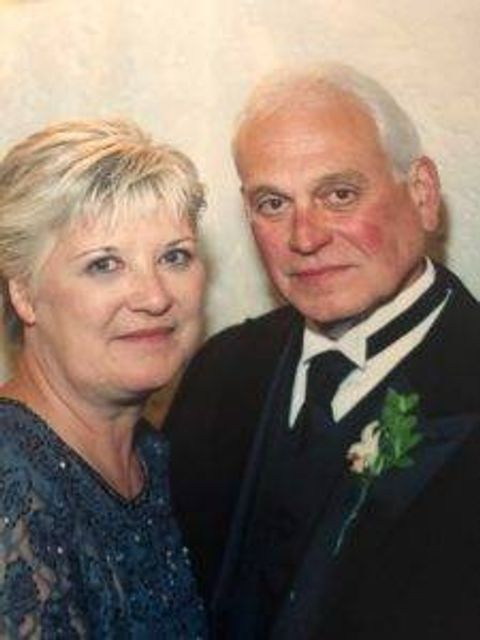 Nancy and Rick Switzer of Rochester, N.Y.