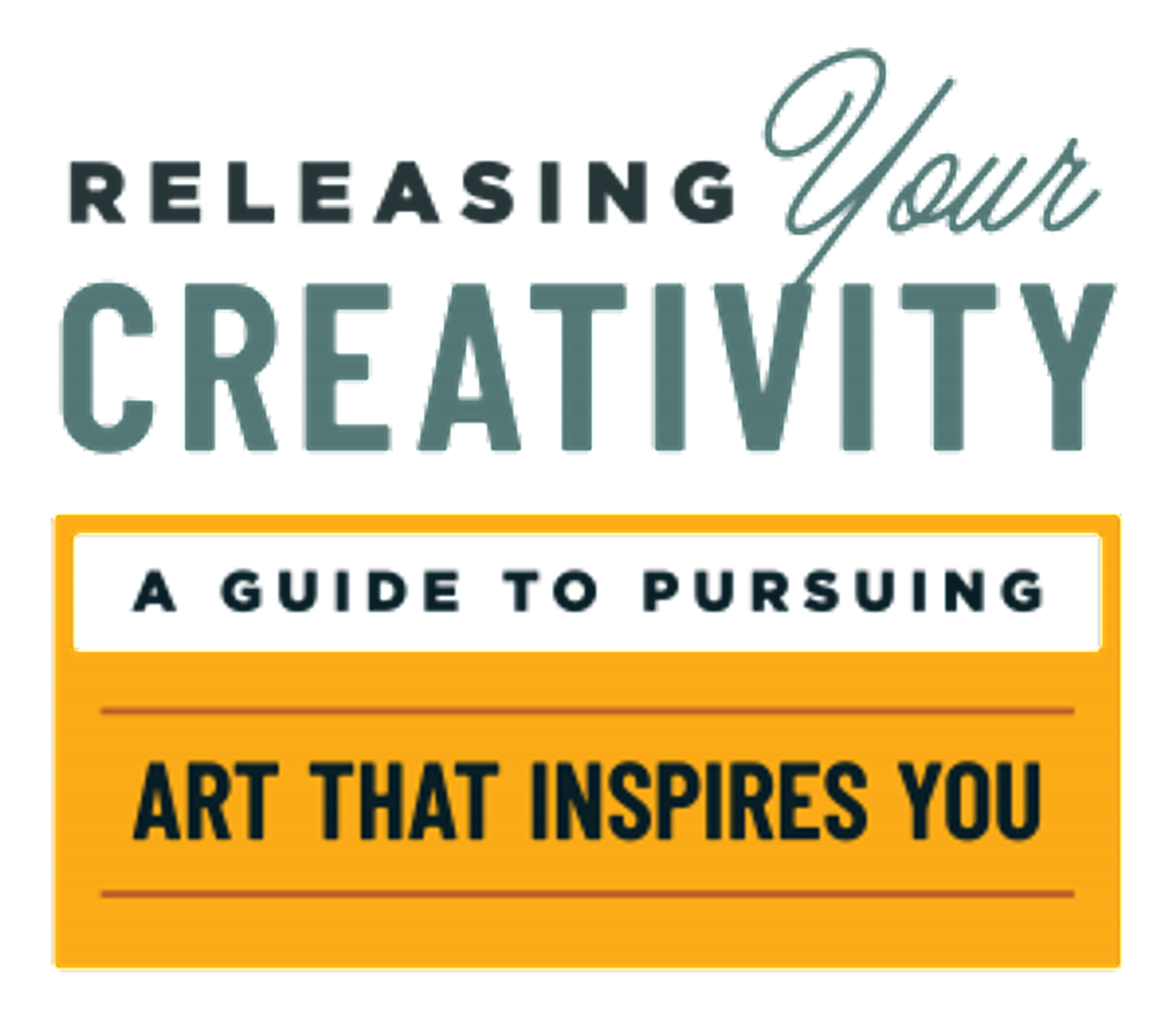 Releasing Your Creativity spot graphic