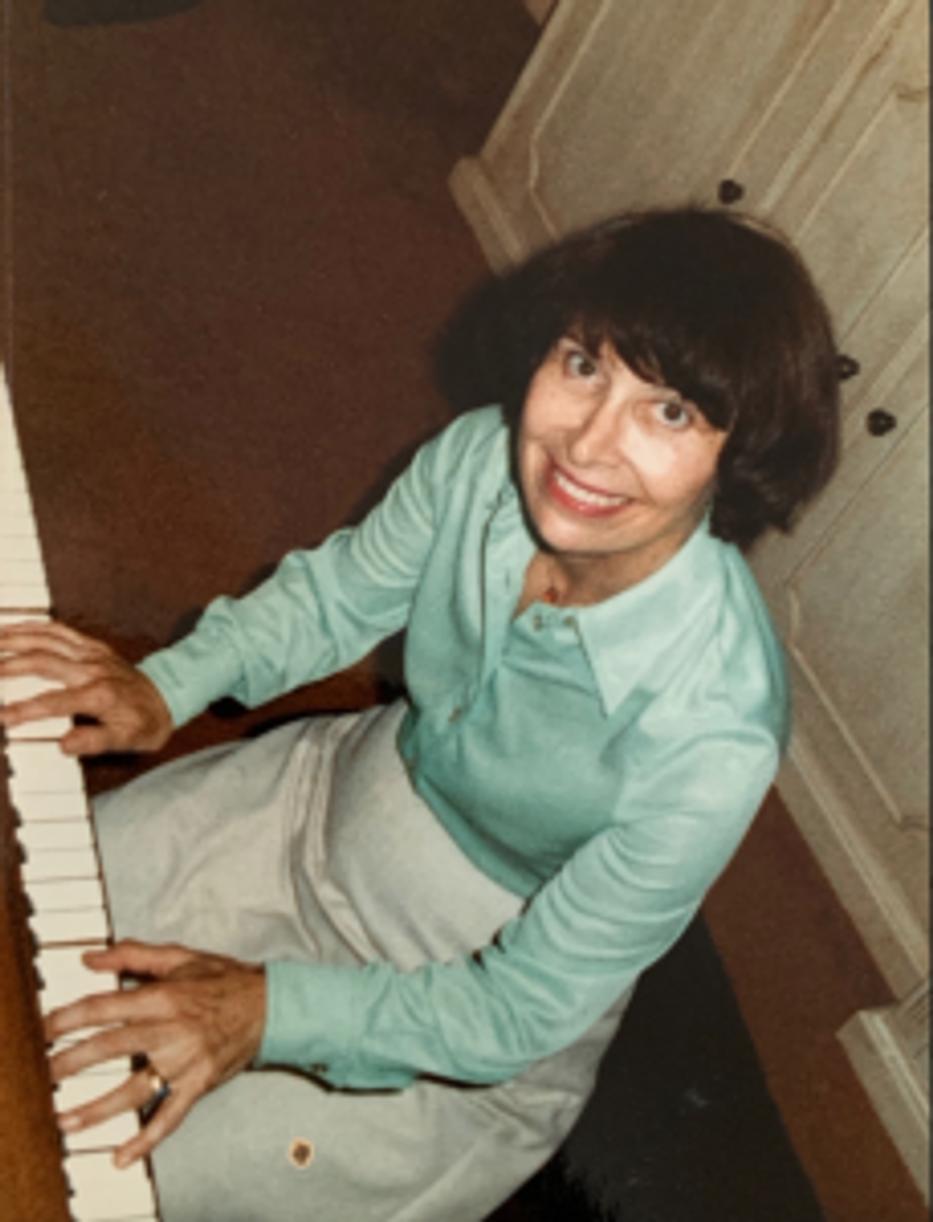 Shirley Freeman Silver was a longtime piano teacher