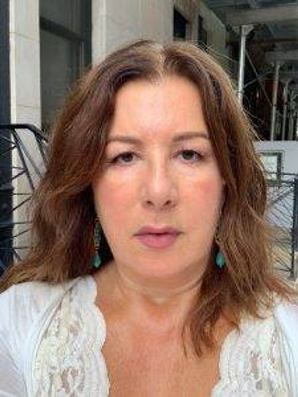 Mitria Di Giacomo, a branding and marketing consultant and owner of Nexus Plexus in New York
