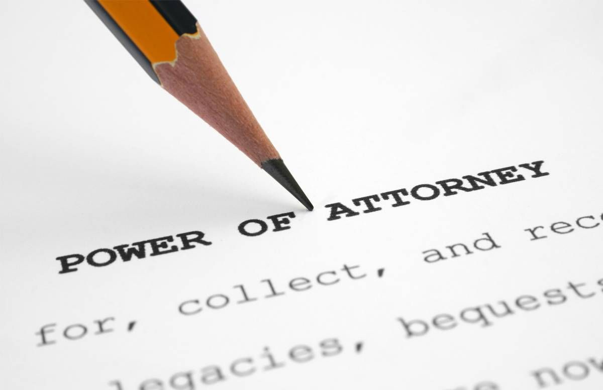 power of attorney doc
