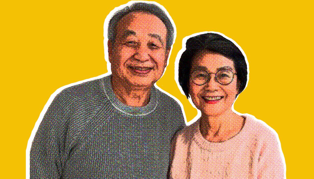 2020 Influencers in Aging Grandpa Chan and Grandma Marina