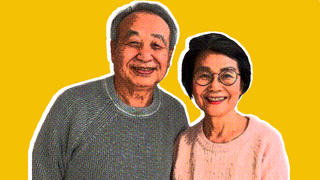 2020 Influencers in Aging Grandpa Chan and Grandma Marina