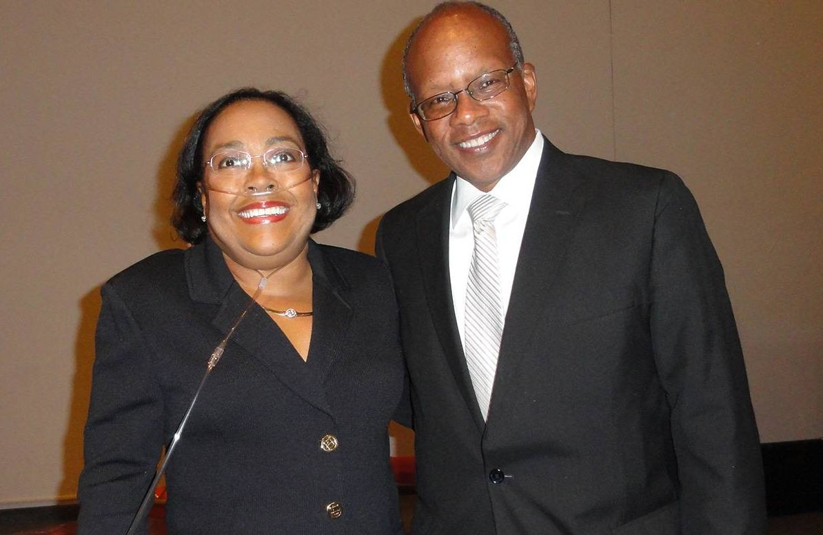 Gail and Howard Woolley
