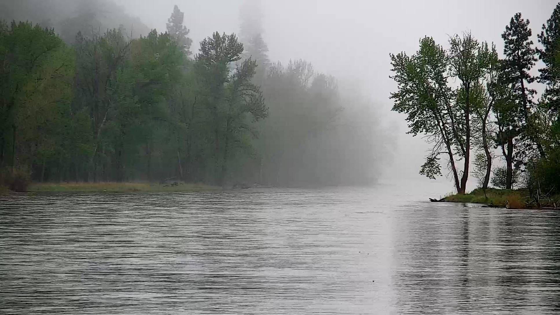 river spring
