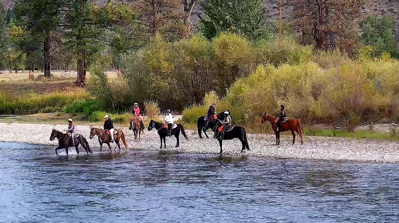 river summer