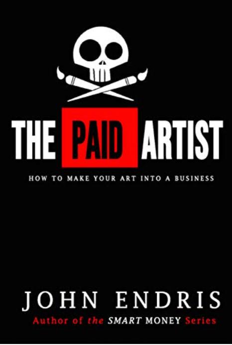 """The Paid Artist"" book, Next Avenue, art business"
