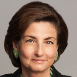 Photograph of Dr. Linda Fried