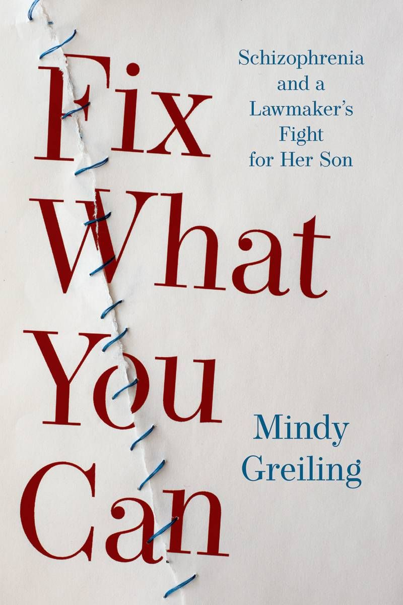 """Fix What You Can"" book, Next Avenue, mental health system change"