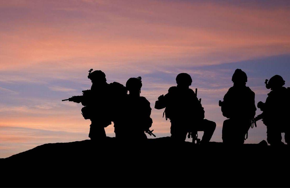 Gulf War soldiers, Next Avenue, Gulf War