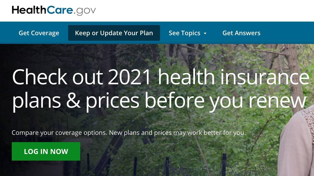 health.gov screenshot, Next Avenue, employer health insurance