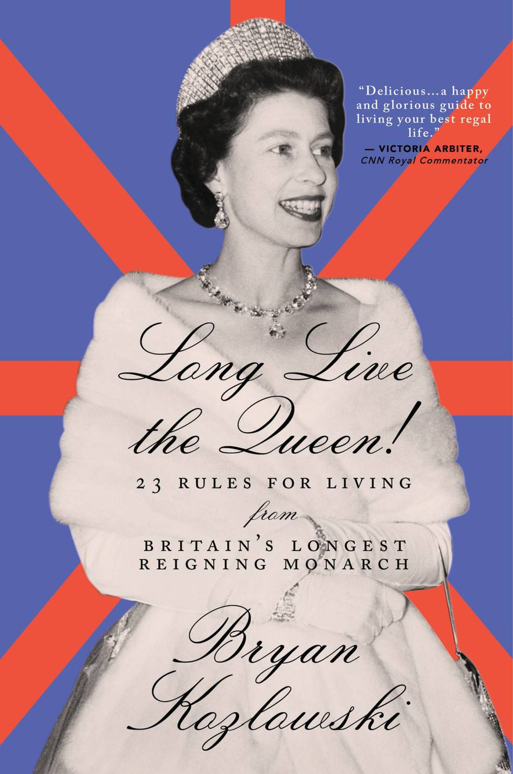 Long Live the Queen book