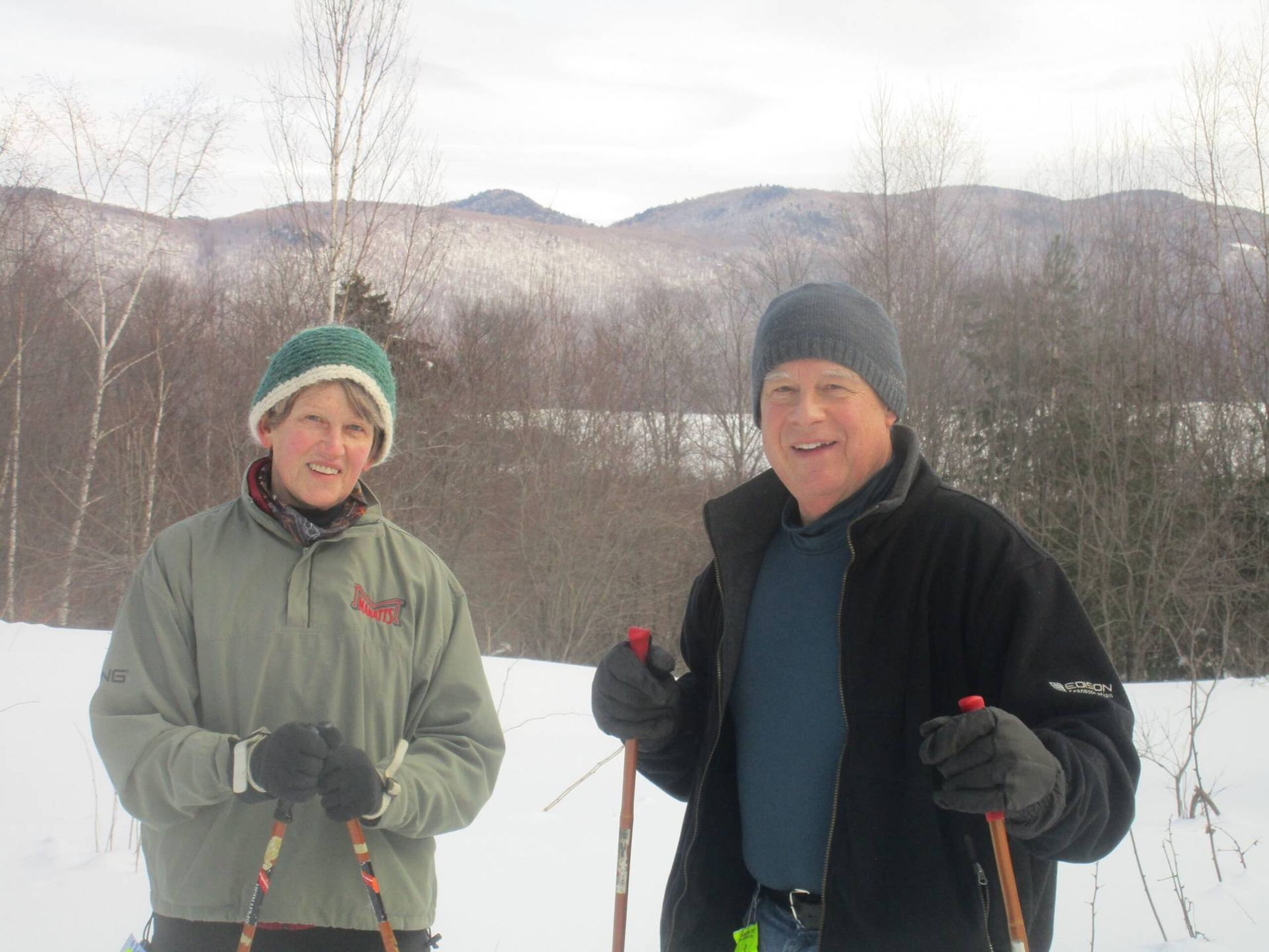 Peg and Bob Soule of Wallingford, Vt., at Mountain Top in Chittenden, Vt., Next Avenue, embrace joys of winter