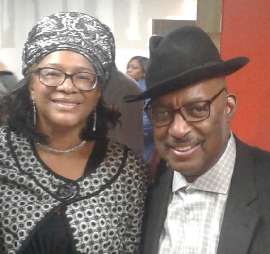 Janet and Alonzo Harris of Stony Mountain, Ga., next avenue, caregiving