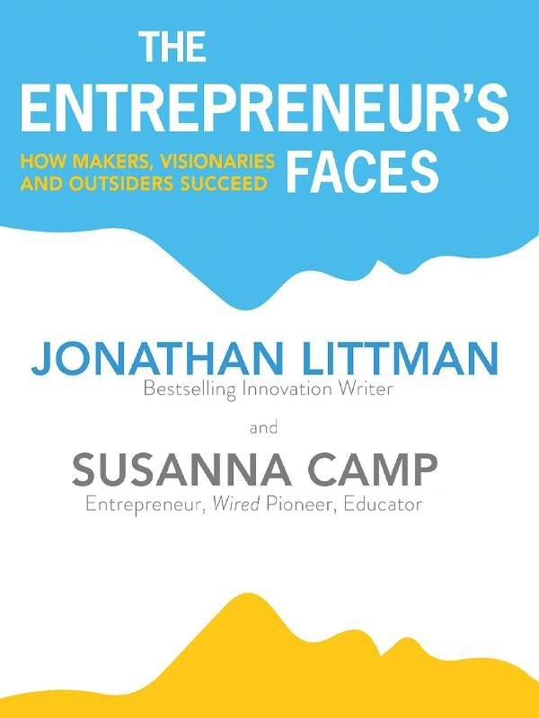 The Entrepreneur's Faces Book, how to pitch your startup, next avenue