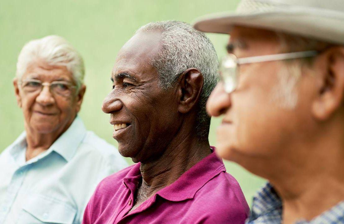 men in the park, reimagining communities, Next Avenue