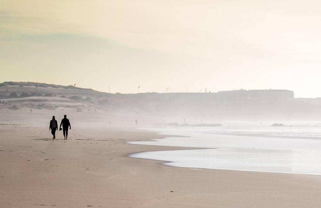Couple on beach, Next Avenue, Retirement