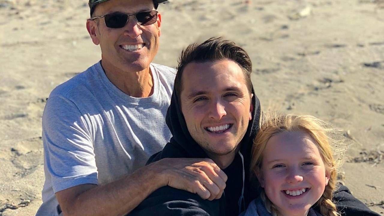 Kai, his dad, and Kai's little sister, the talk, Next Avenue