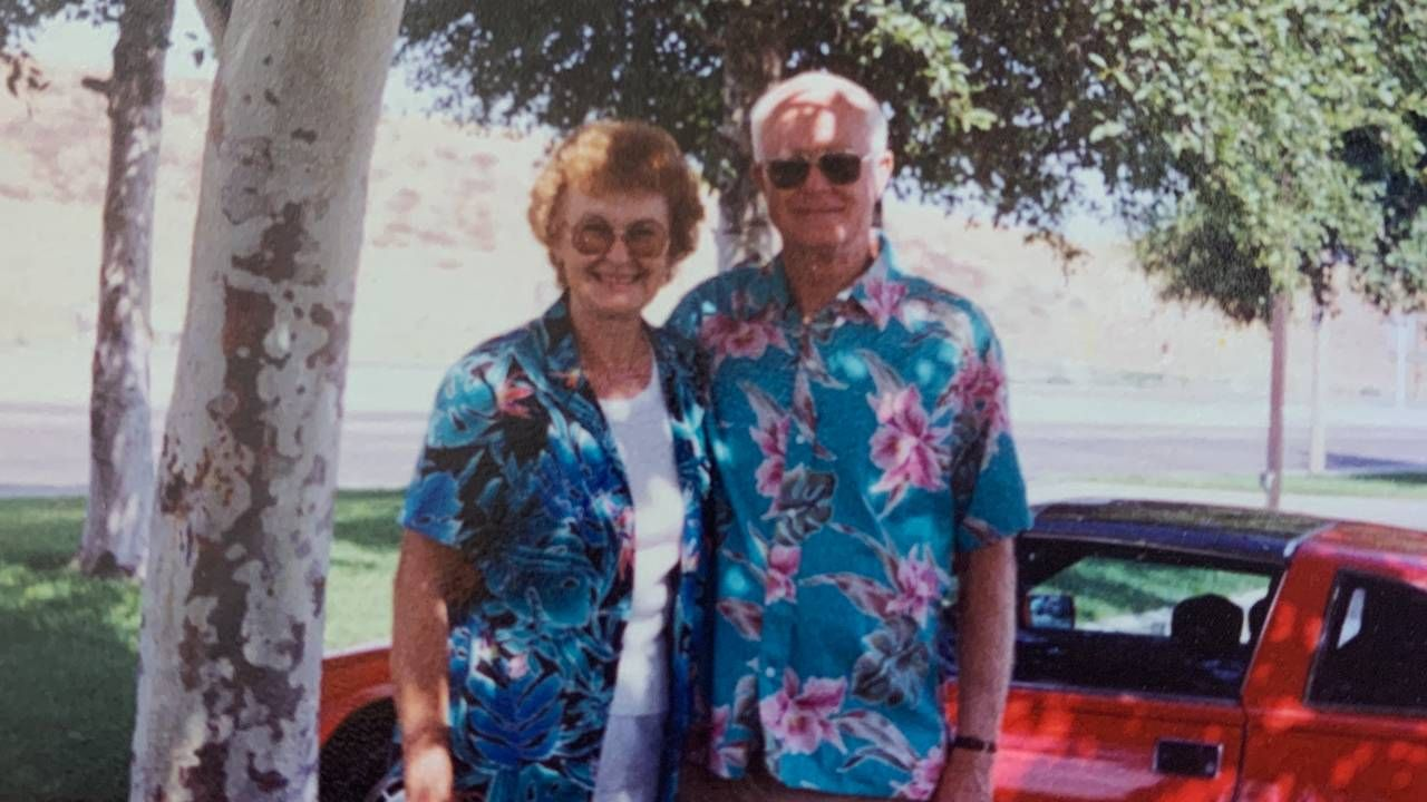A caregiving husband and his wife, Alzheimer's disease, Next Avenue