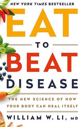 eat to beat disease book cover, Food as Medicine, Next Avenue