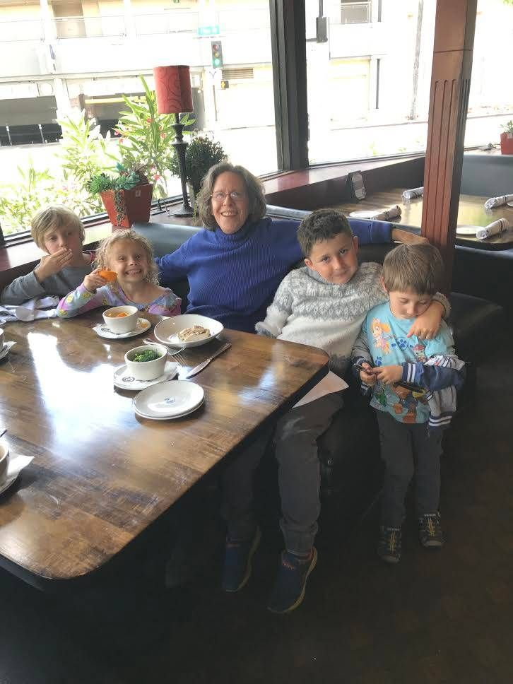 For My Grandchildren: A Letter of Love and Legacy, Grandma Connie, Next Avenue