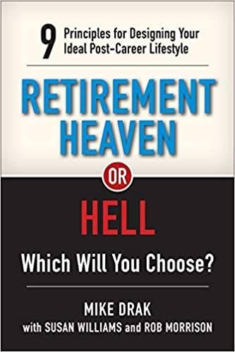 """Retirement Heaven or Hell: Which Will You Choose,"" by Mike Drak, Next Avenue, Retirement Hell"