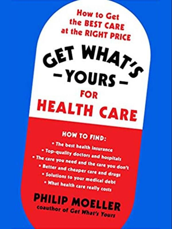 Book Cover Health Care, Next Avenue