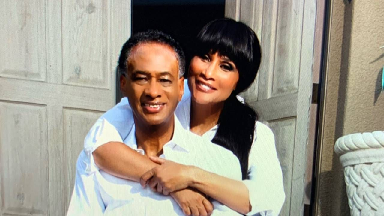 Couple hugging eachother, Beverly Johnson, finding love, Next Avenue