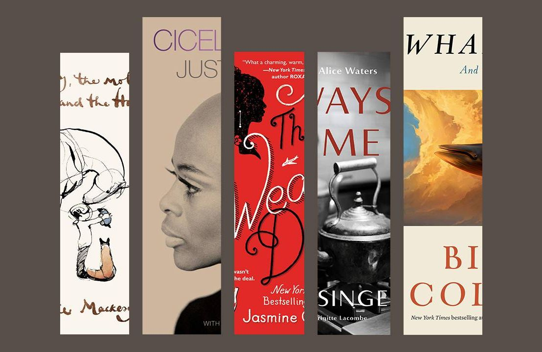 Collage of recommended book covers, books, Next Avenue