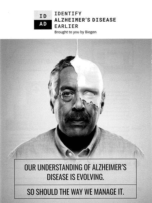 Alzheimer's Advertisement, Next Avenue