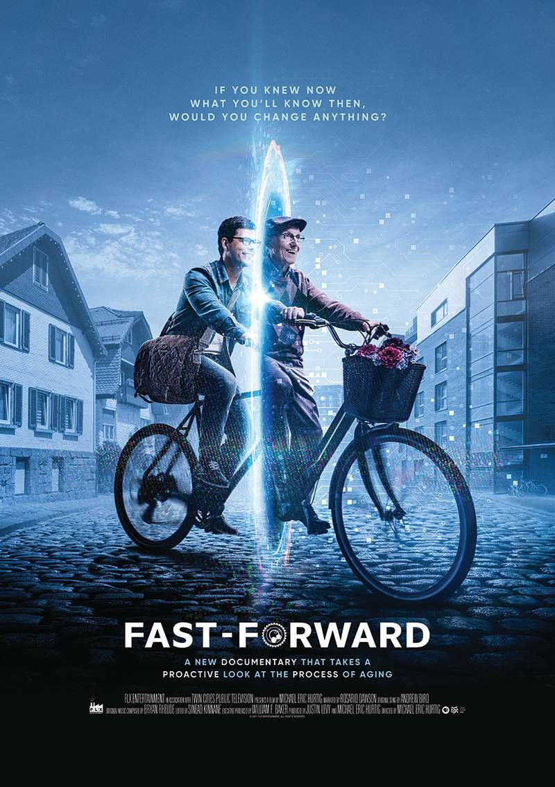 """The """"Fast-Forward"""" film poster"""