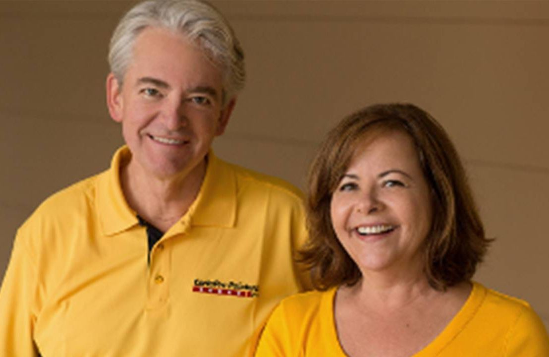 Eric and Pam Knauss launched a CertaPro franchise in their 50s, Next Avenue