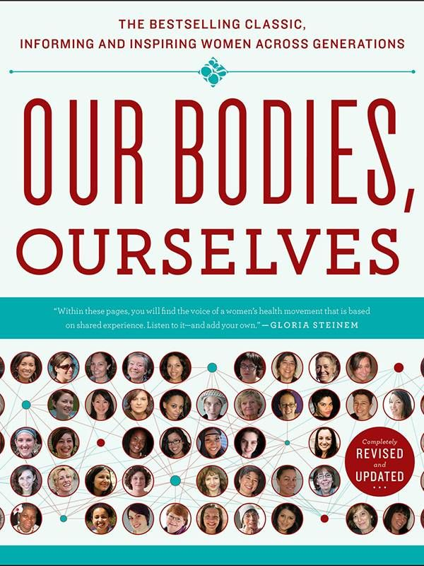 """New book cover of """"Our Bodies, Ourselves"""" by Joan Ditzion. Next Avenue"""