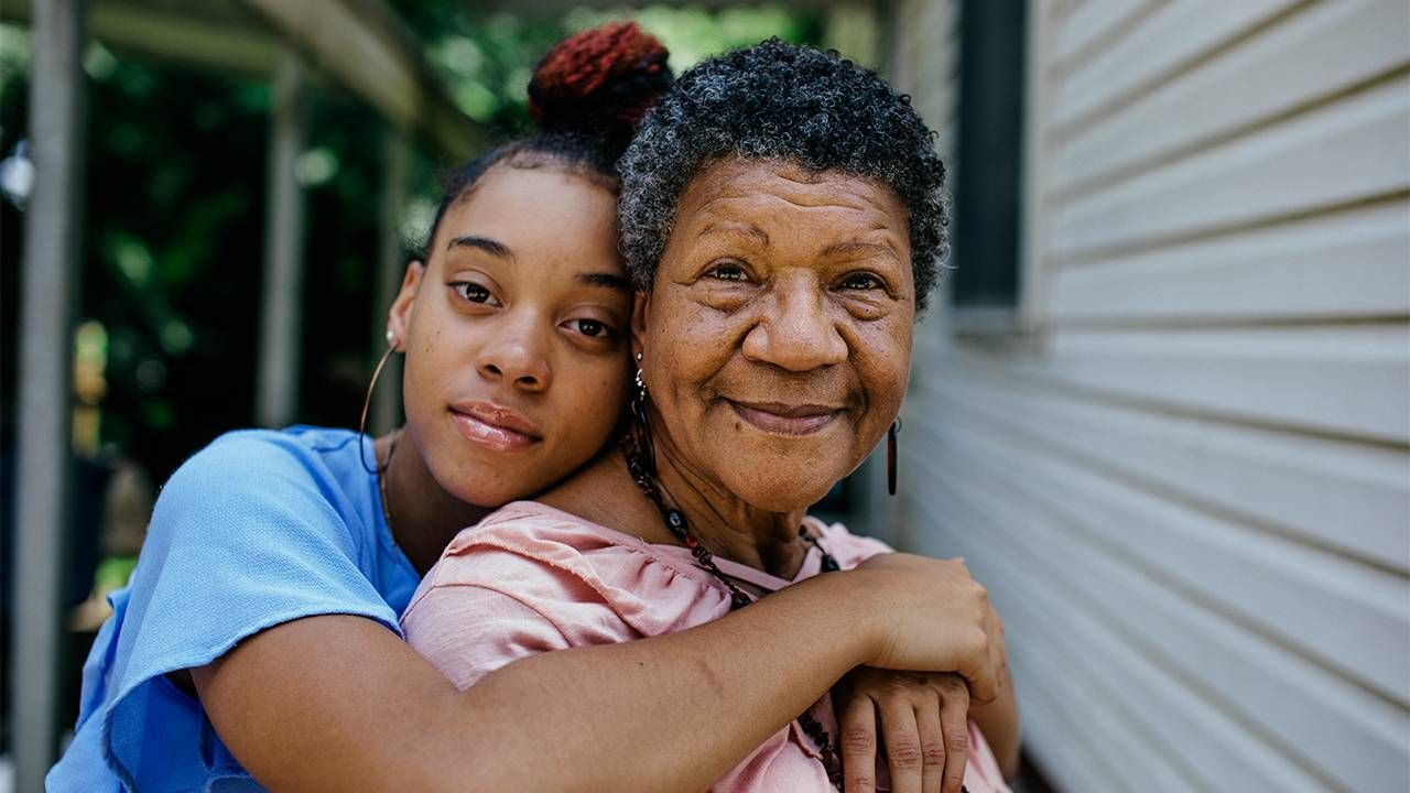 A boomer adult and a millennial young adult. Generation gap, multigenerational, Next Avenue
