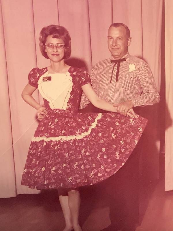 Charles wearing a dance outfit in 1950s. History, Next Avenue