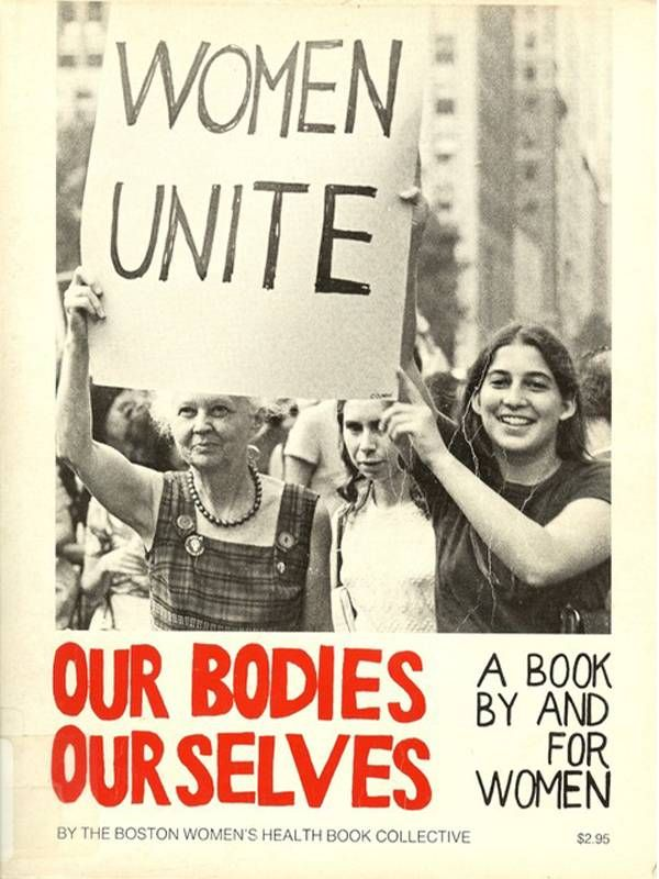 """Old book cover of """"Our Bodies Ourselves"""" by Joan Joan Ditzion. Next Avenue"""