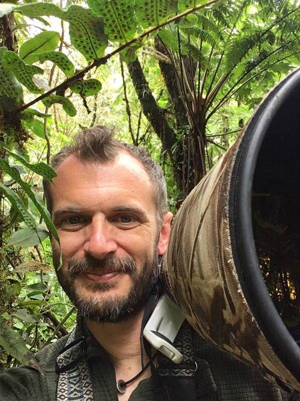 Jon Dunn, hummingbirds