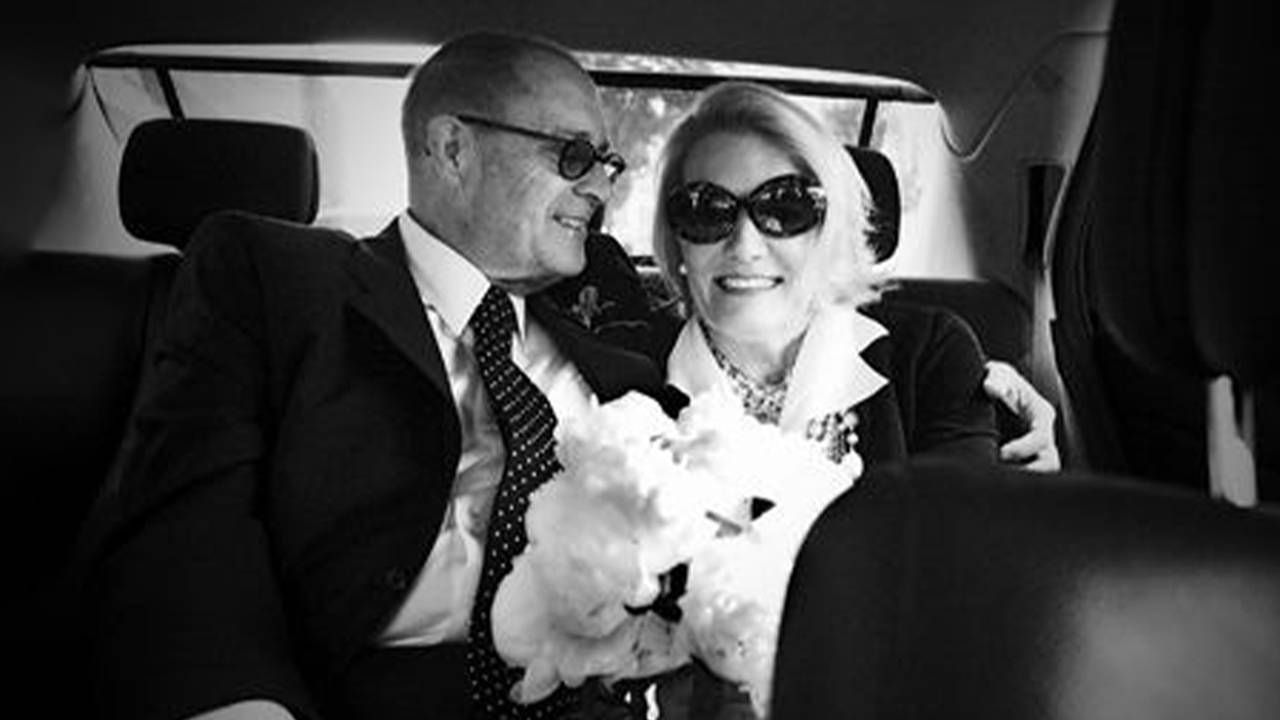 The author and her husband after their wedding day. Next Avenue, love later on